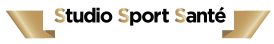 Logo studio sport santé