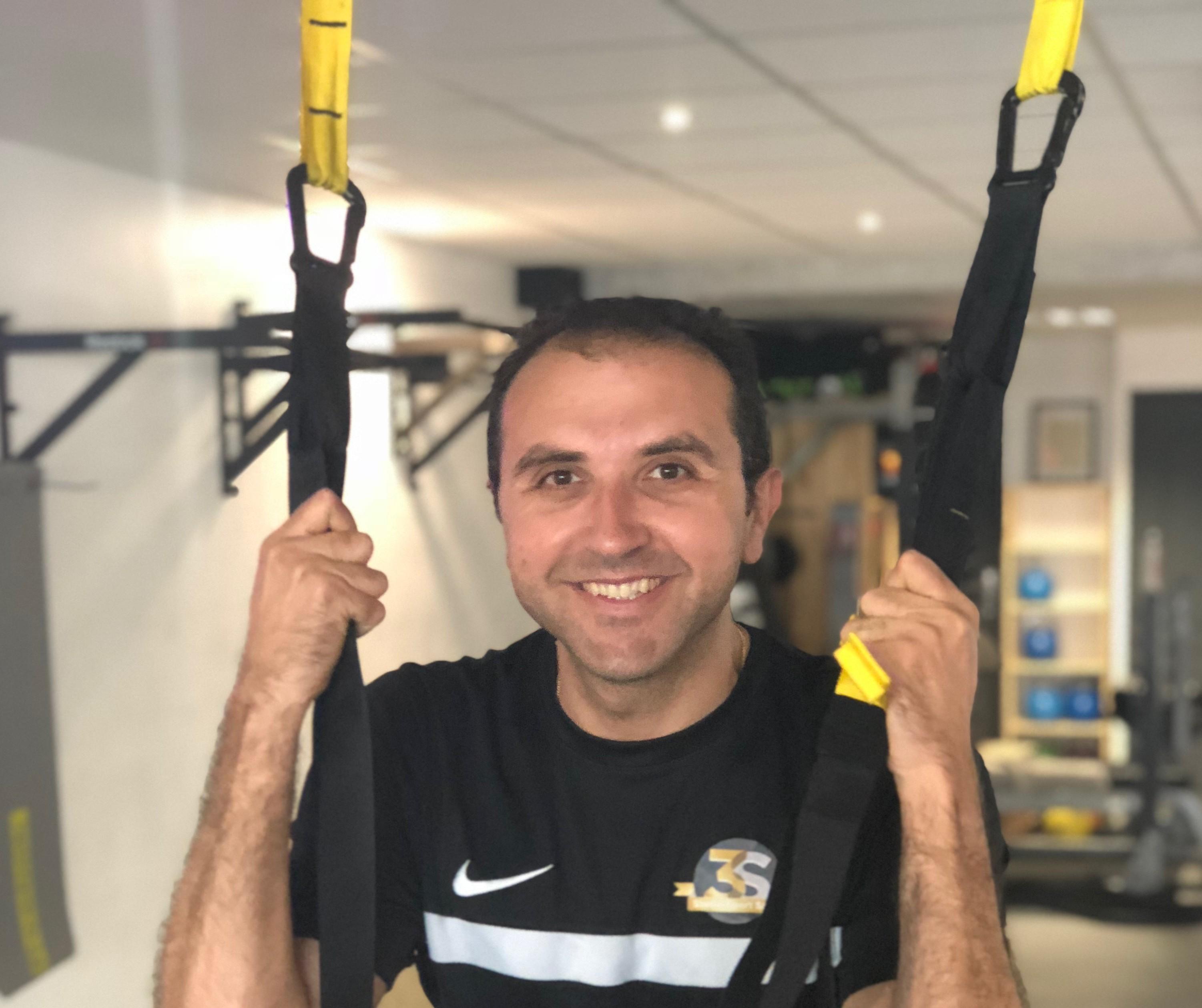 Youssef, Sportif 3S.