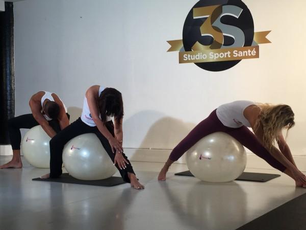 Postural Ball, Studio Sport Santé,3S