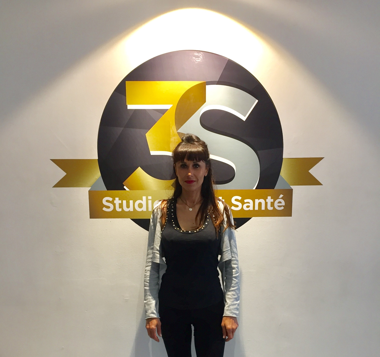 Martine, sportive 3S.