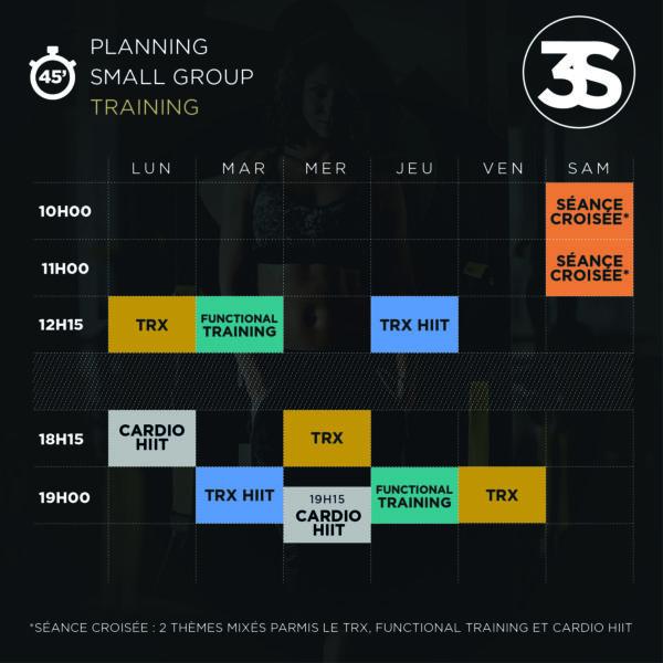 Planning 3S