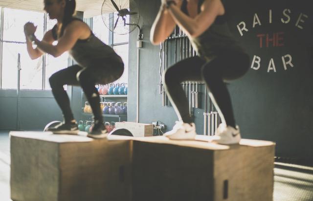 4 raisons de faire du cross training