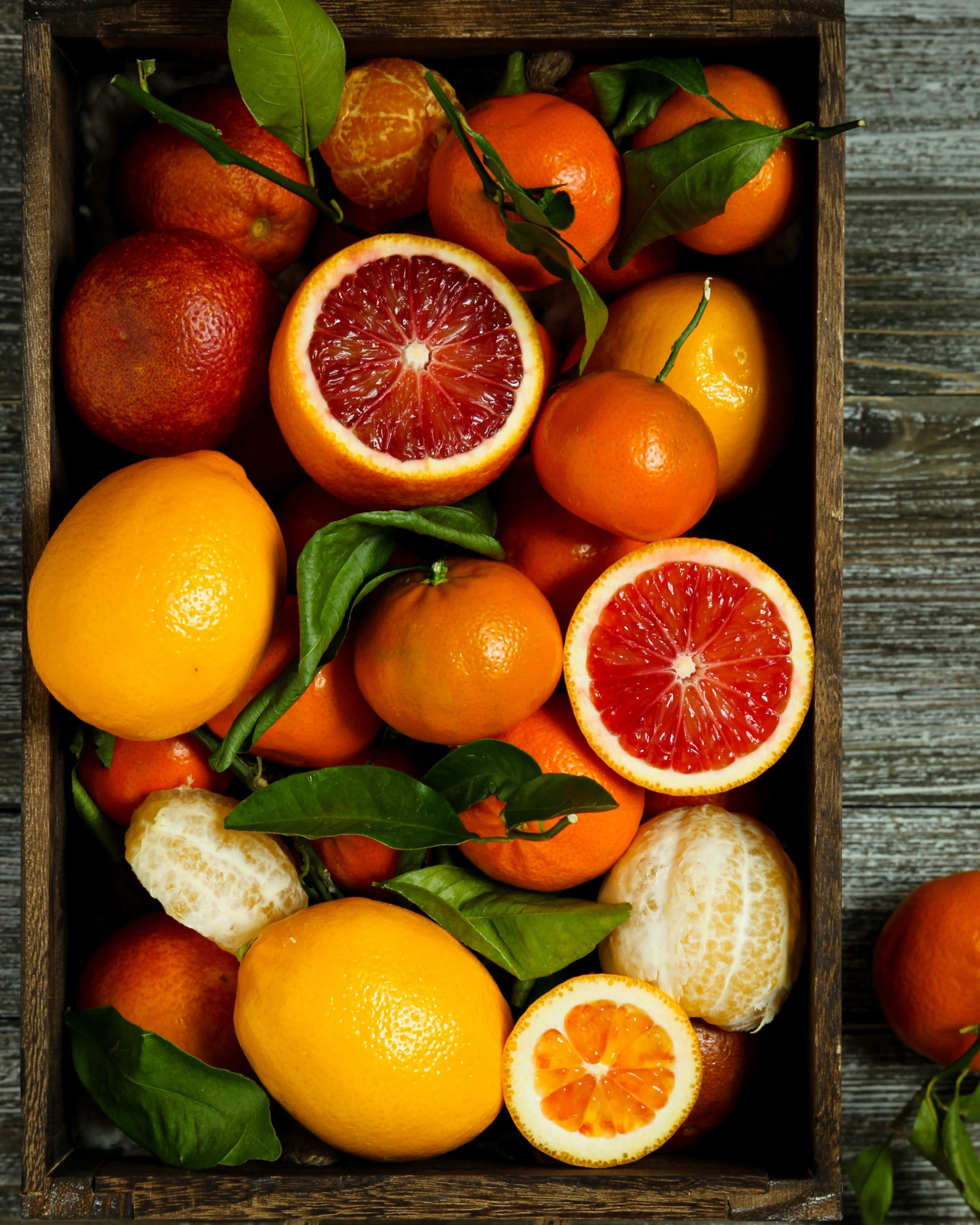 fruits à manger l'hiver